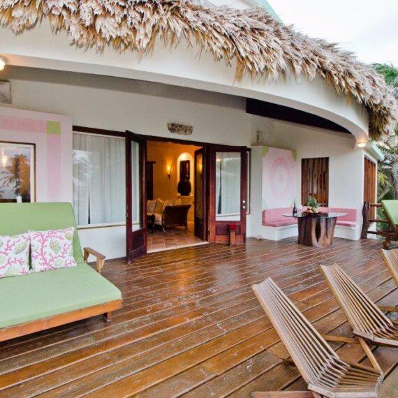 Villa Pearl – Beachfront Villa At La Perla Del Caribe