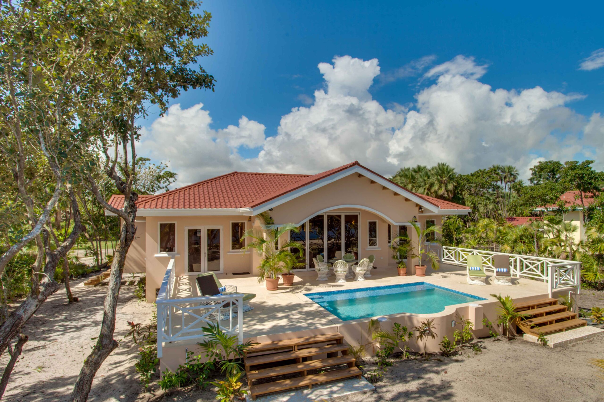 RARE FIND: 2BD Beachfront Home w/ pool at Naïa Resort and Residences