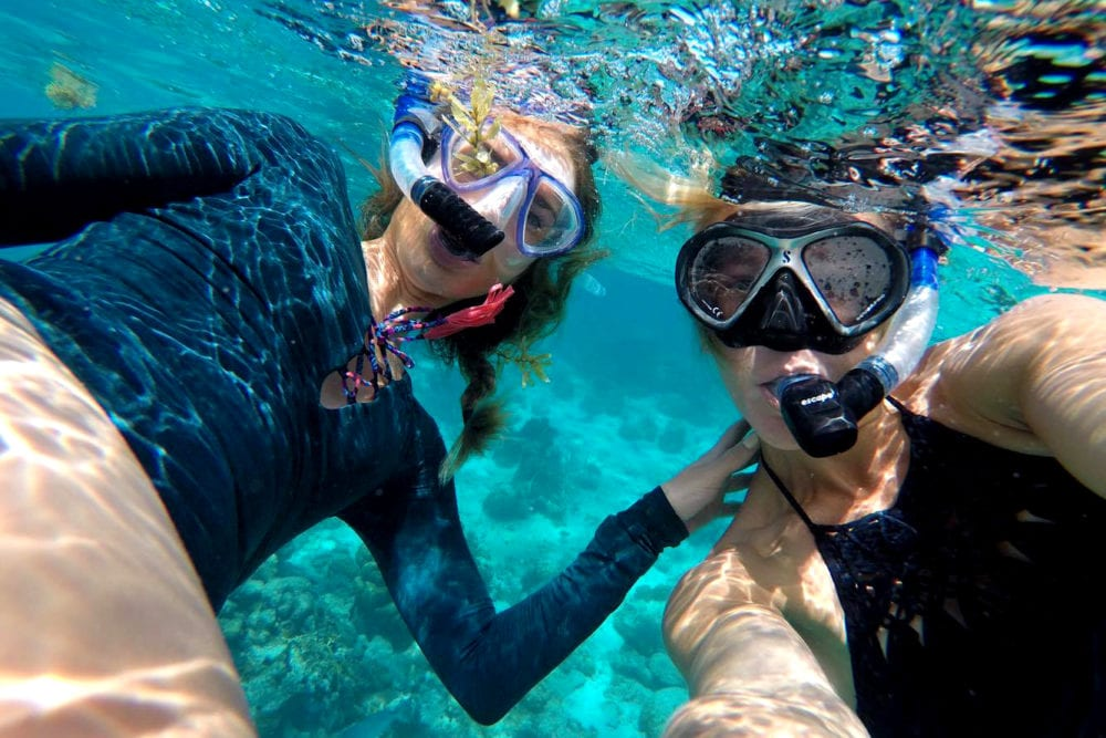 Caribbean Culture and Lifestyle: Belize Barrier Reef