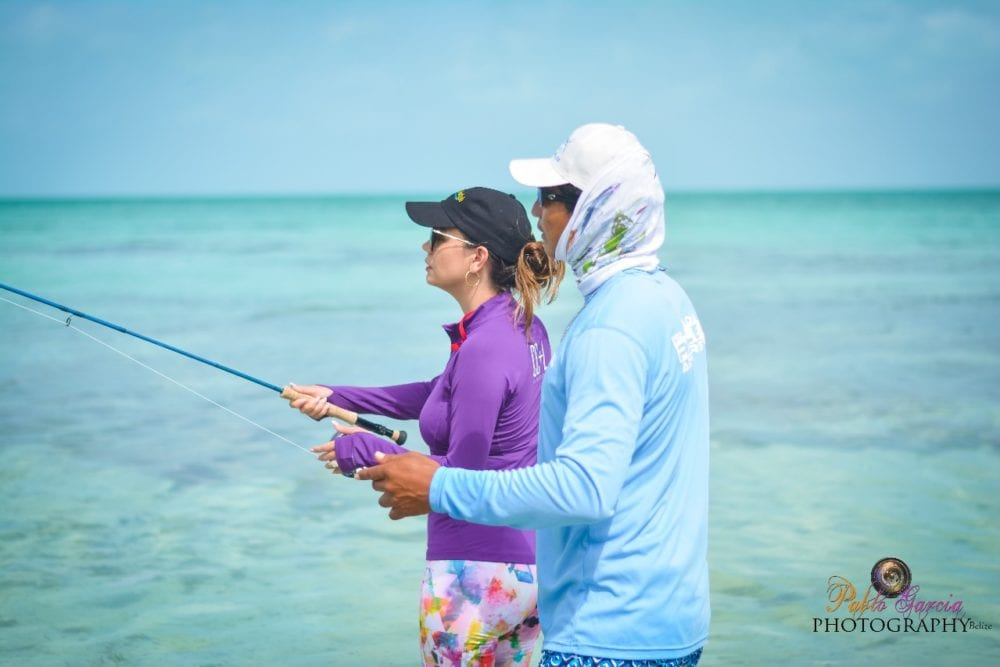 Fly-Fishing 101 - Learning to Catch Bonefish in Belize with