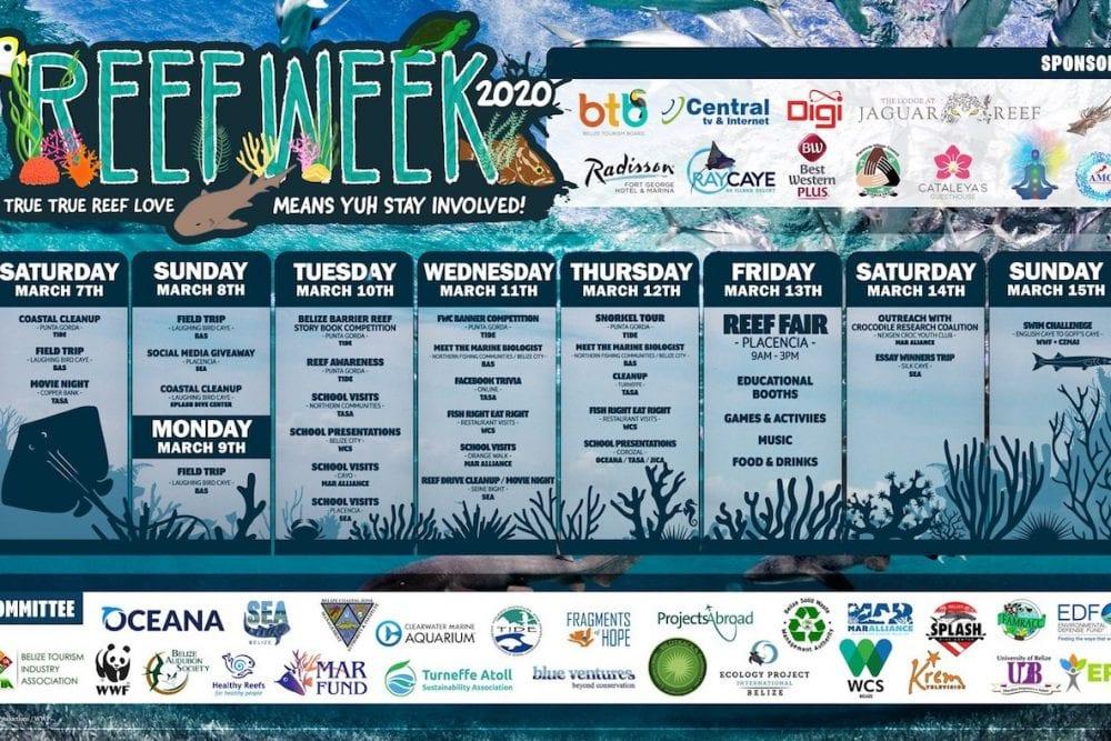 Reef week