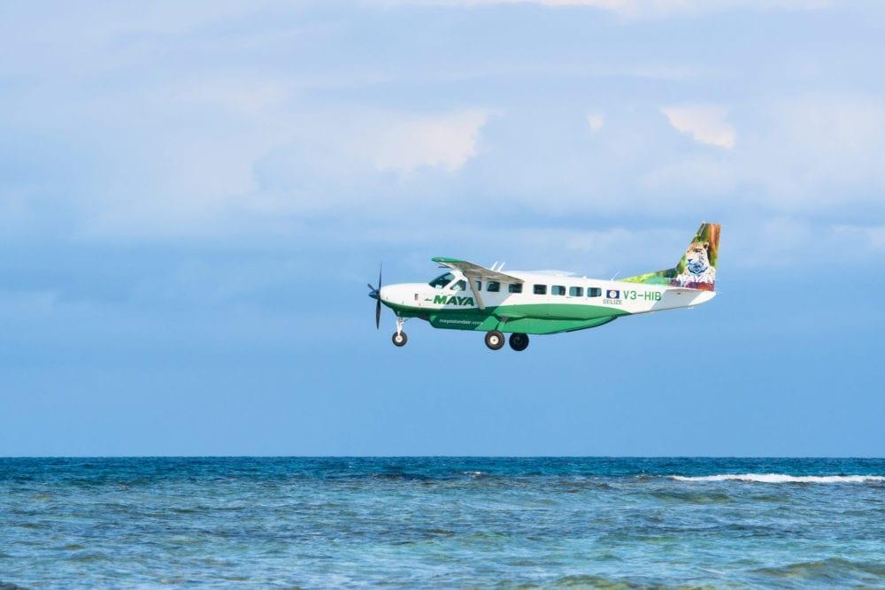 Maya Island Air Belize