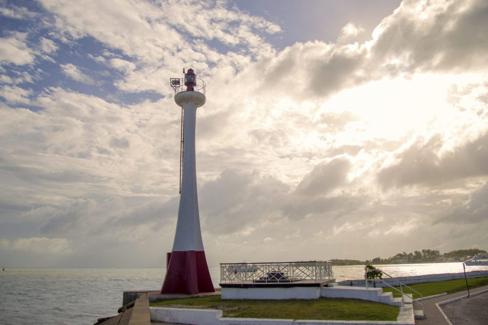 Baron Bliss Lighthouse - Belize