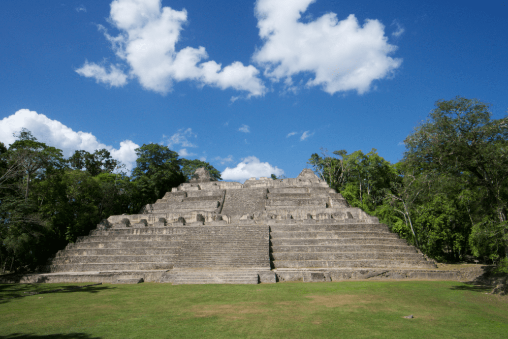 Maya Sites in Belize