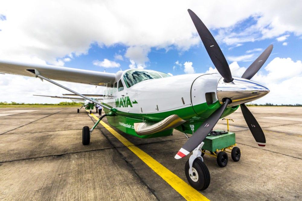 Maya flight