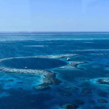 Blue Hole of Belize