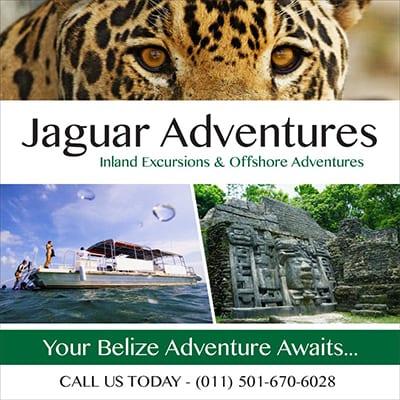 jaguar adventures