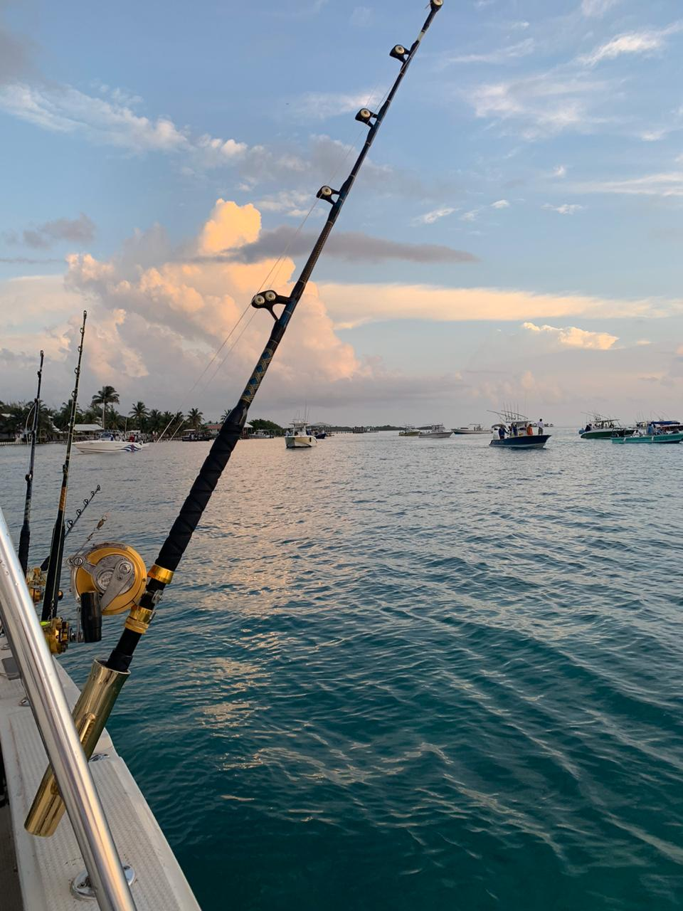 fishing belize offshore