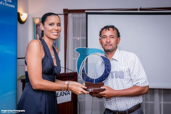 ocean hero award Oceana 2019