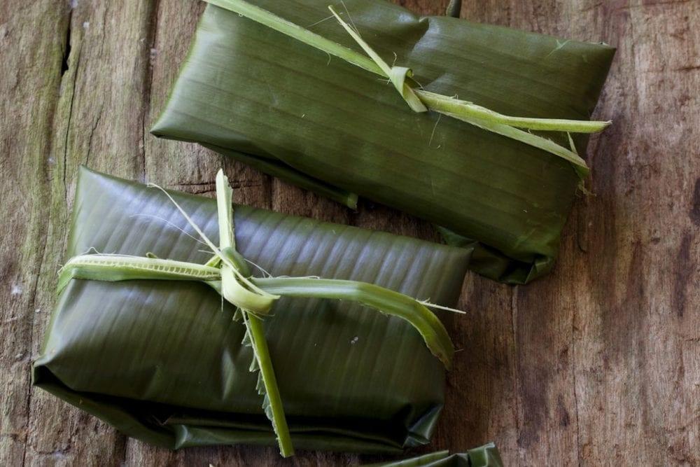 tamales wrap