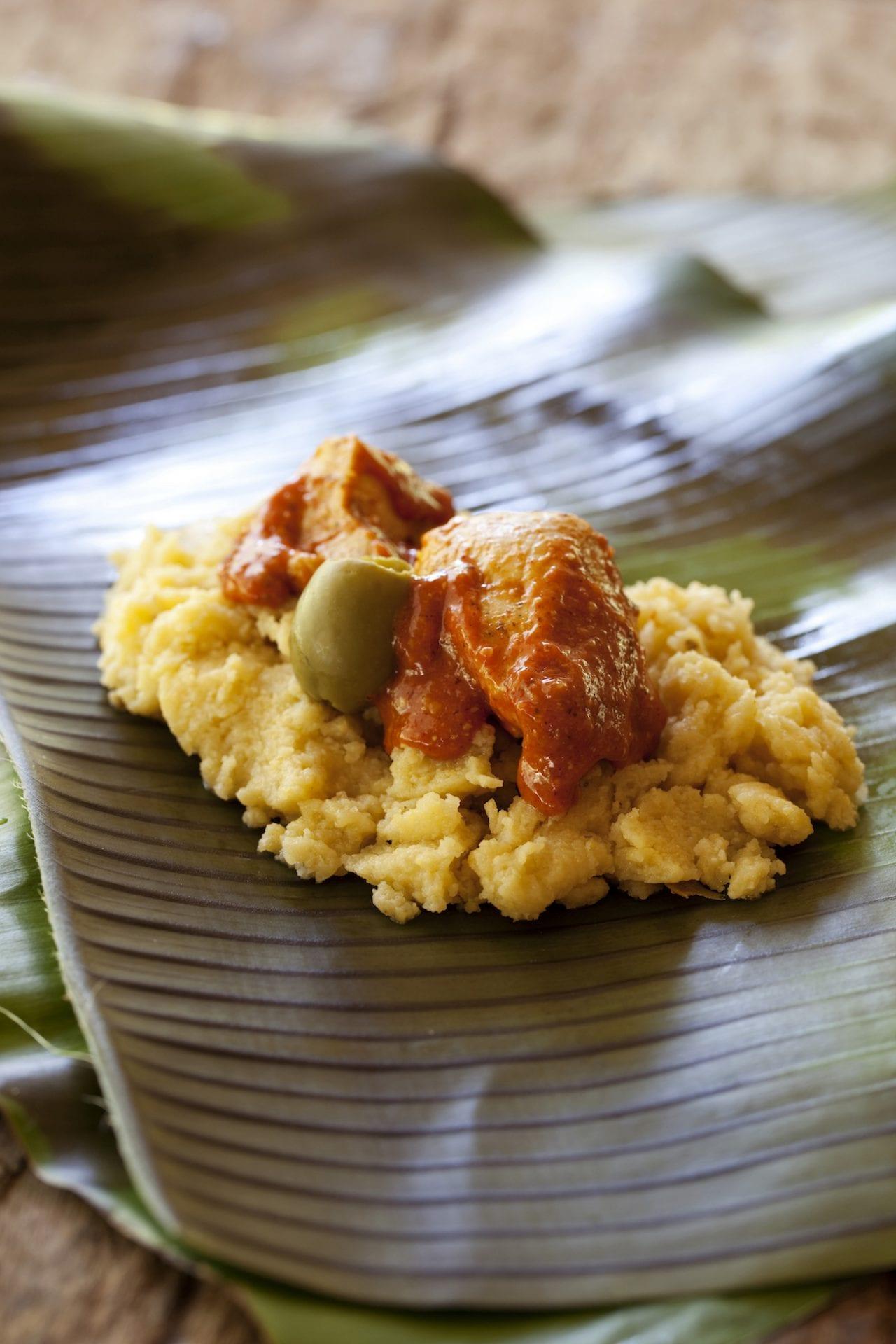 tamales filling