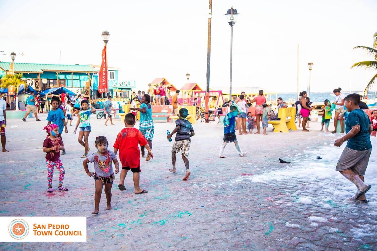 el gran carnaval de San Pedro
