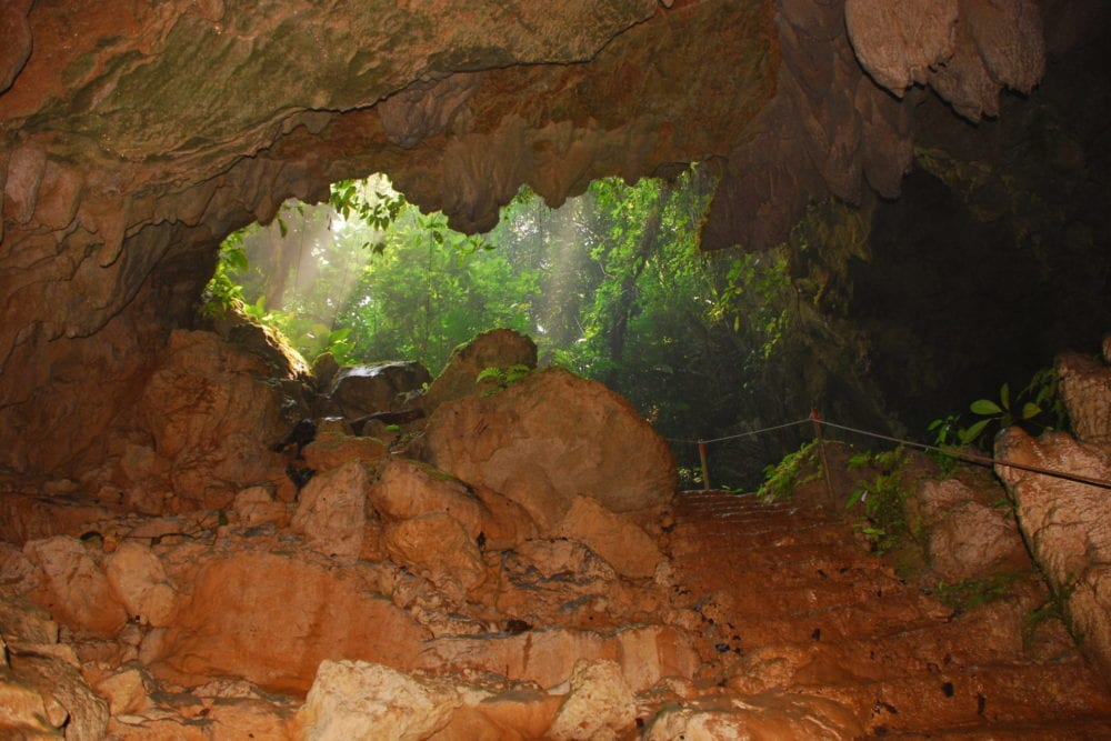 cave systems