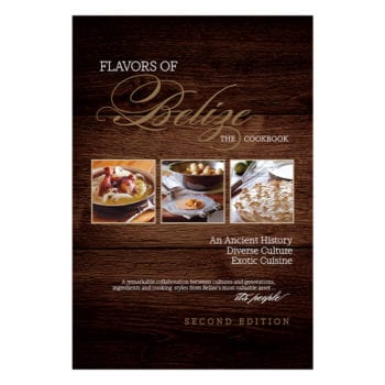flavors of belize cookbook