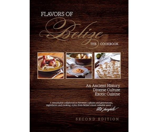 flavors of belize cookbook