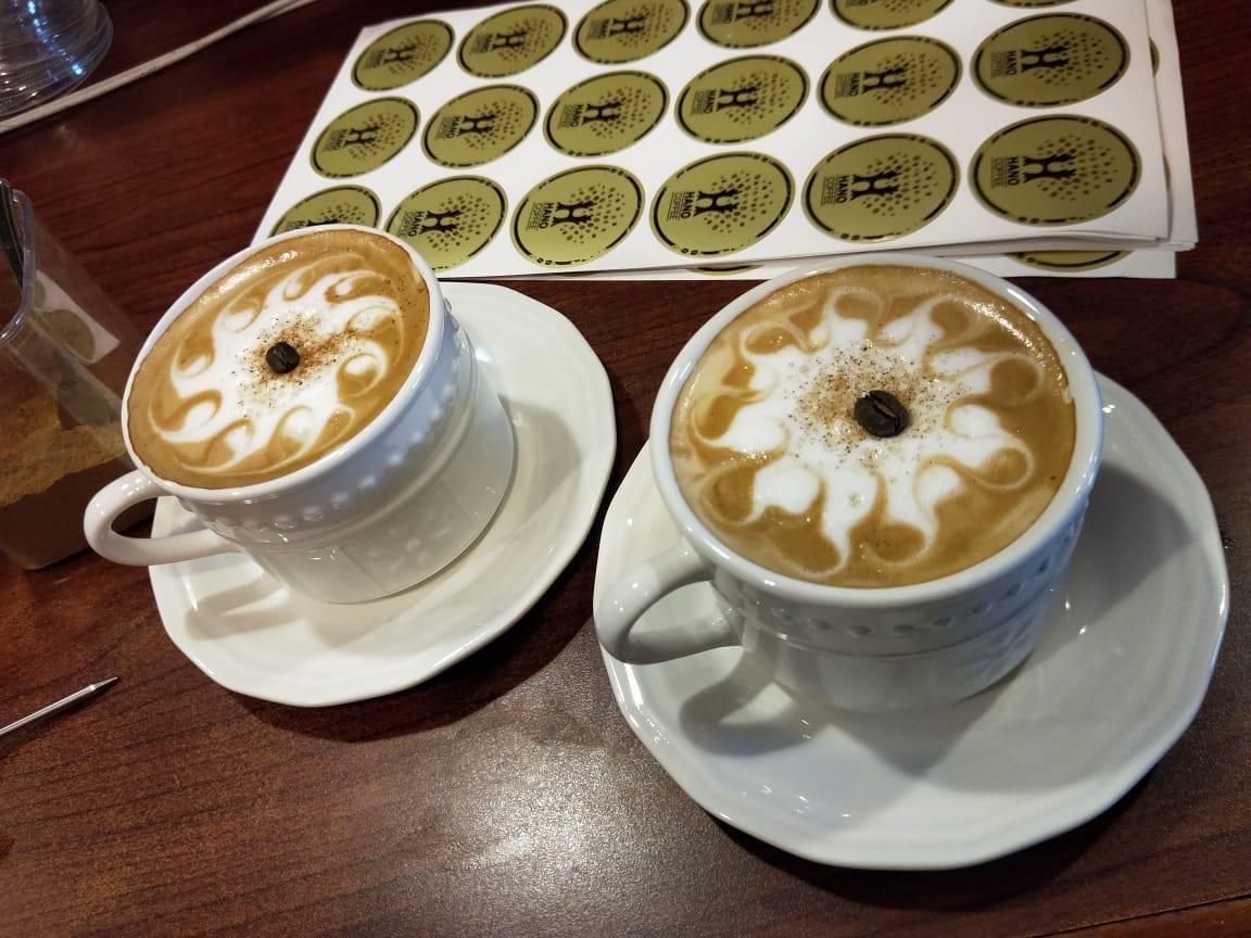 coffee from hano