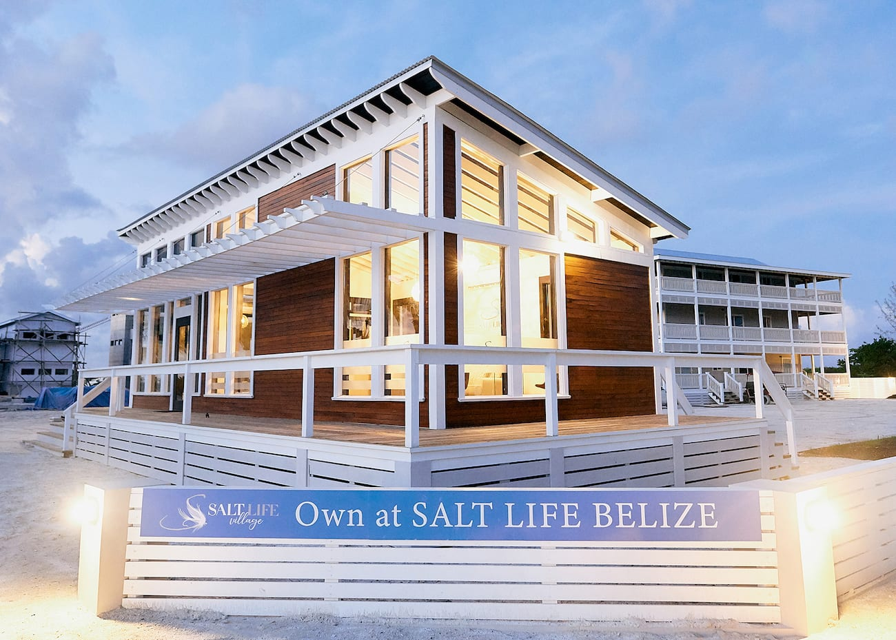 salt life village office