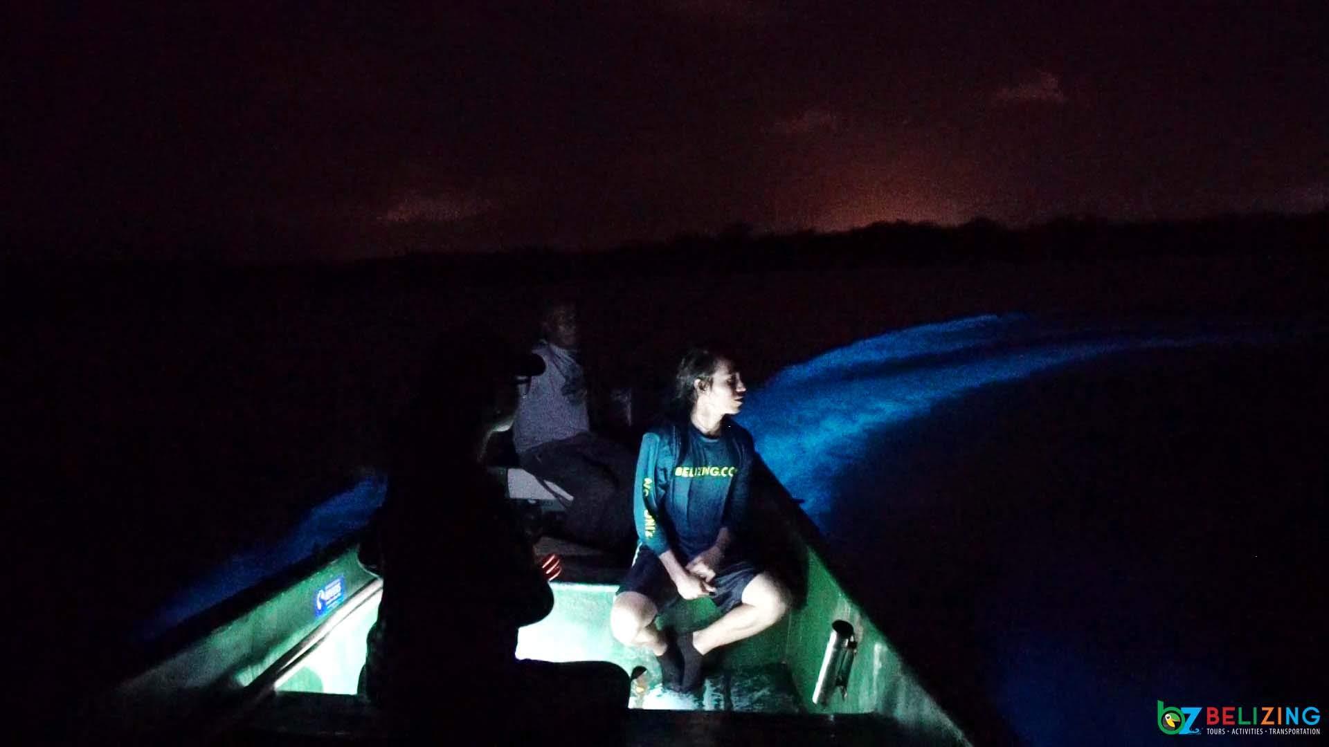 bioluminescence tour