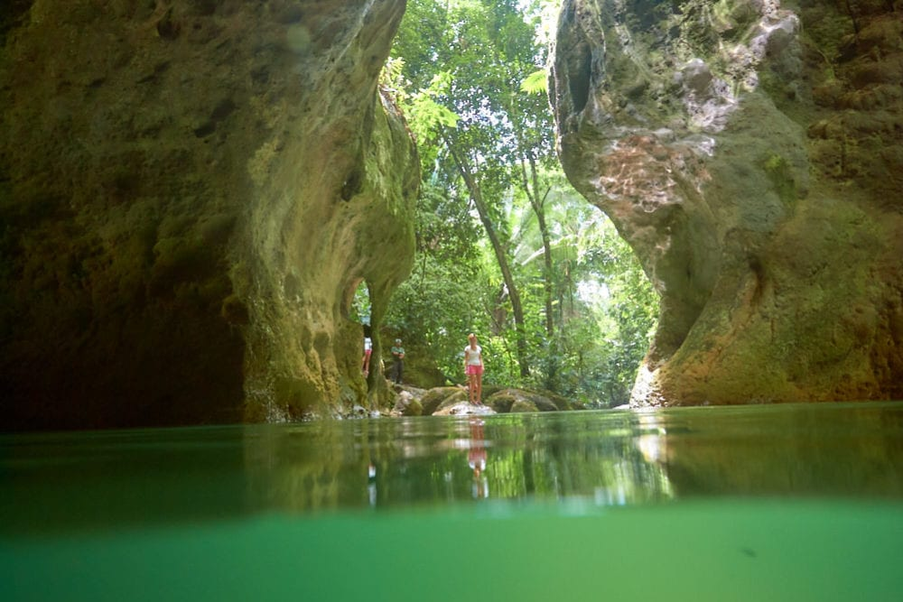 inside atm cave