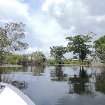lamanai boat ride