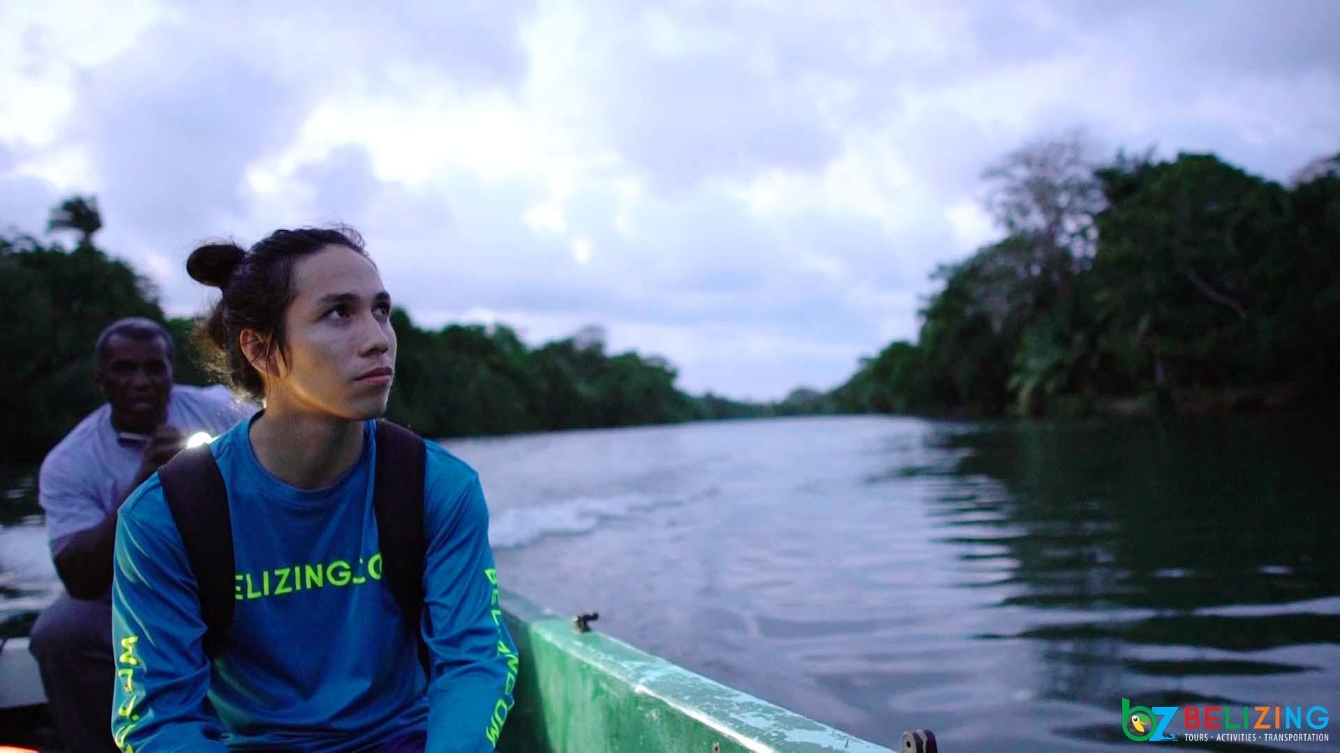 bioluminescence river tour