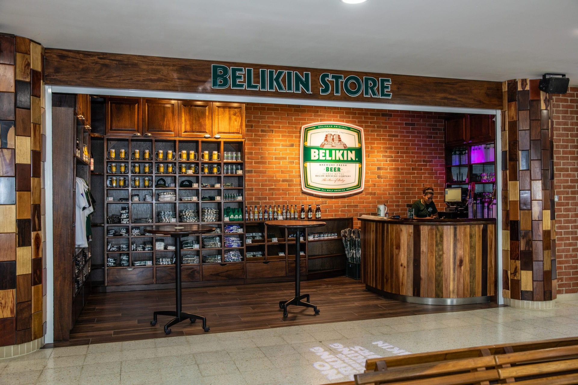 belikin store belize beer