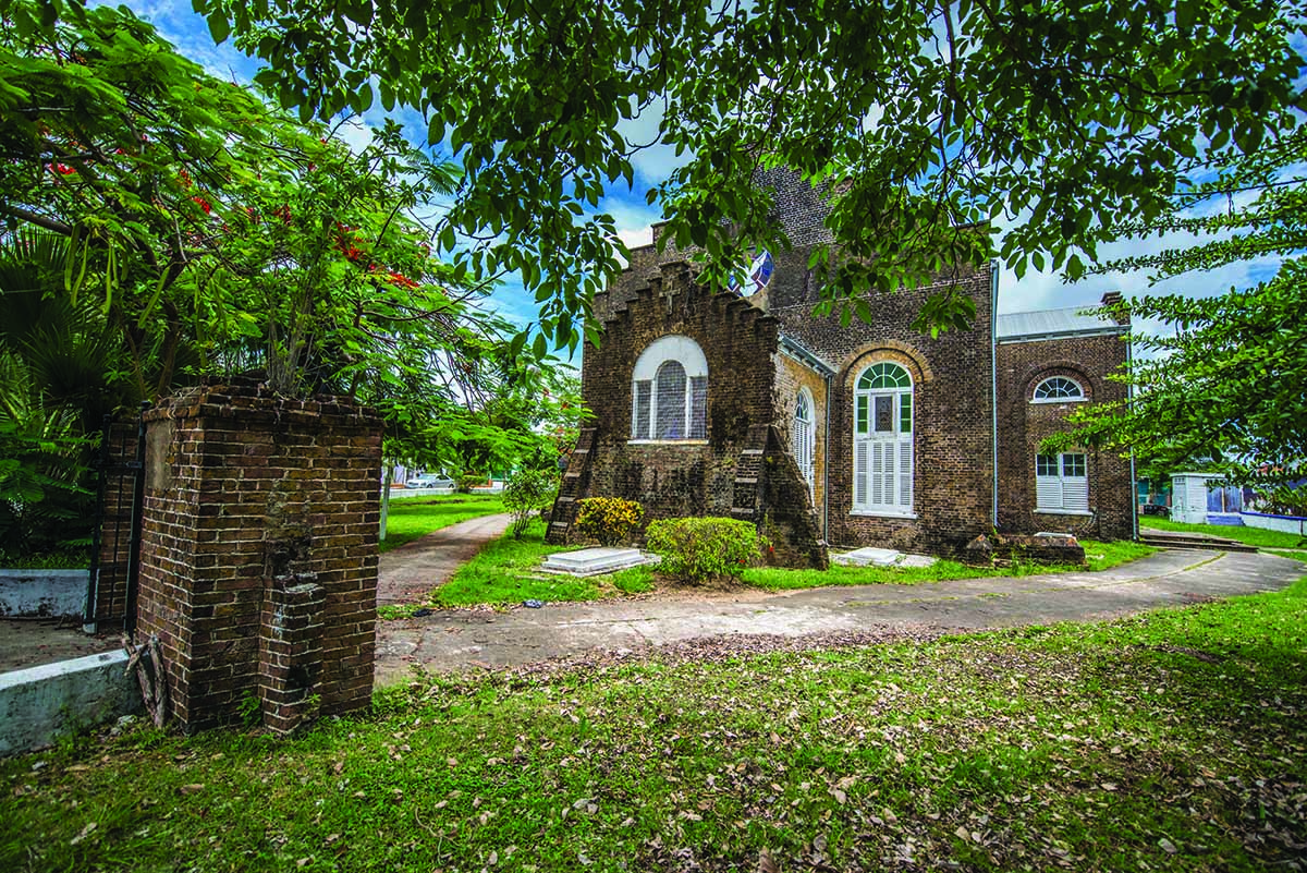St-Johns-Anglican-Cathedral-is-one-of-the-historical-attractions-in-the-Central-Coast-Region