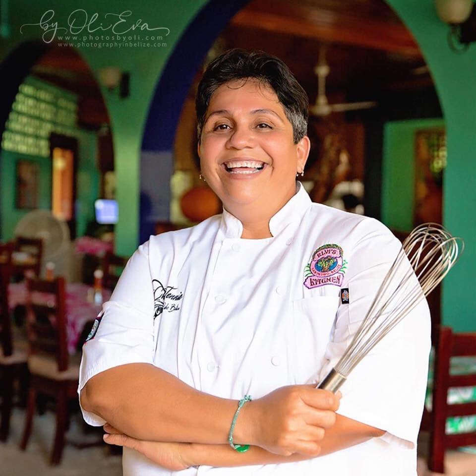 Chef Jennie by Oli