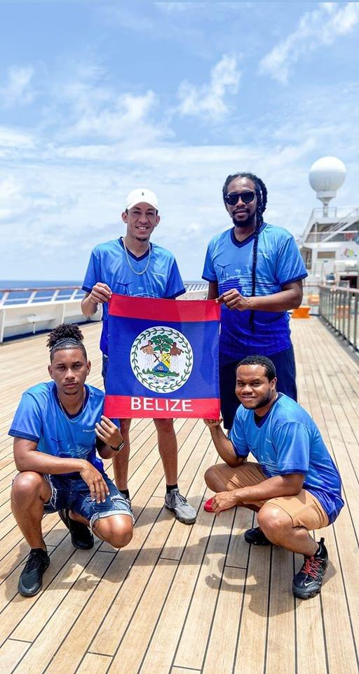 repatriation-Belizeans aboard Carnival Glory