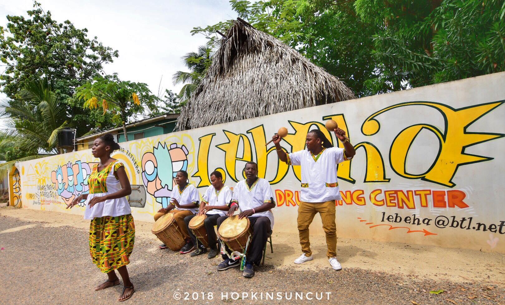 Lebeha Drumming Center Garifuna