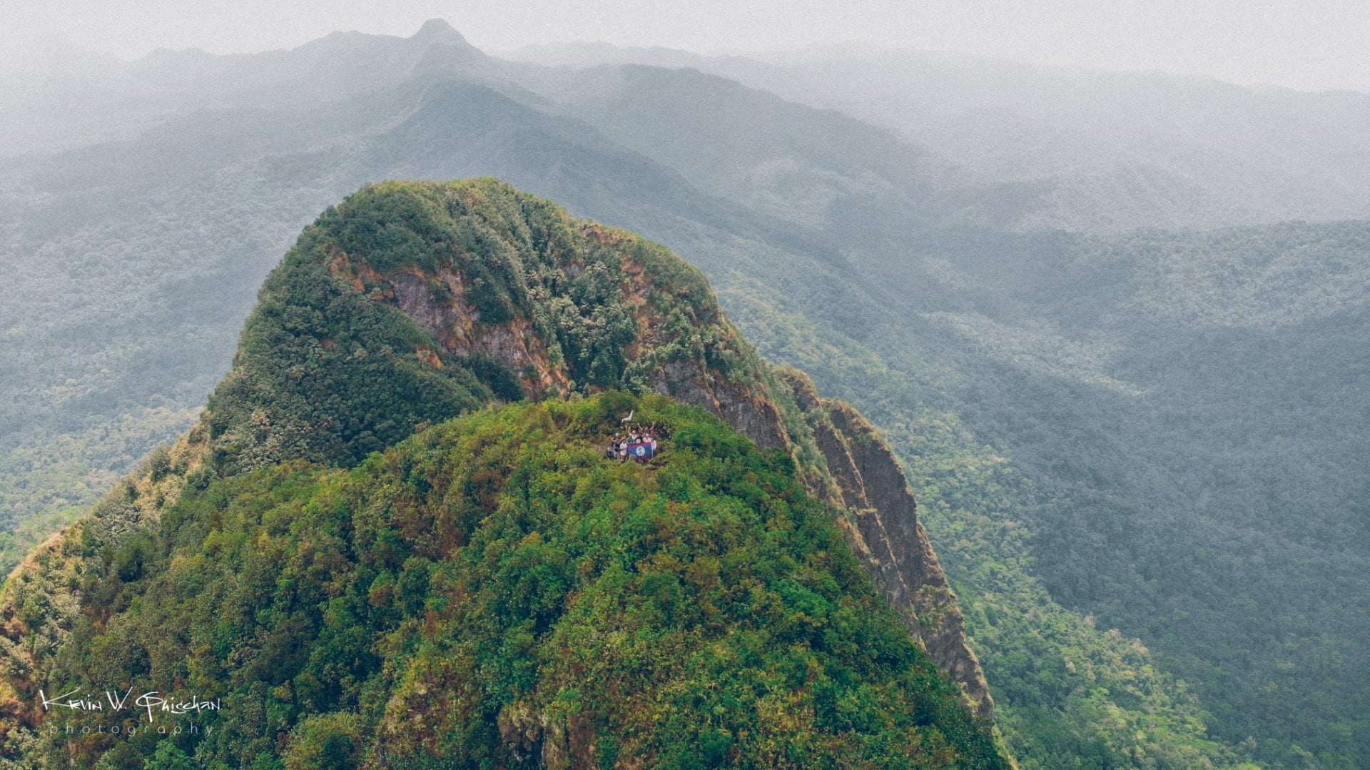 Victoria Peak natural monument