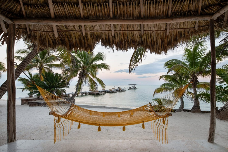 matachica resort beach san pedro