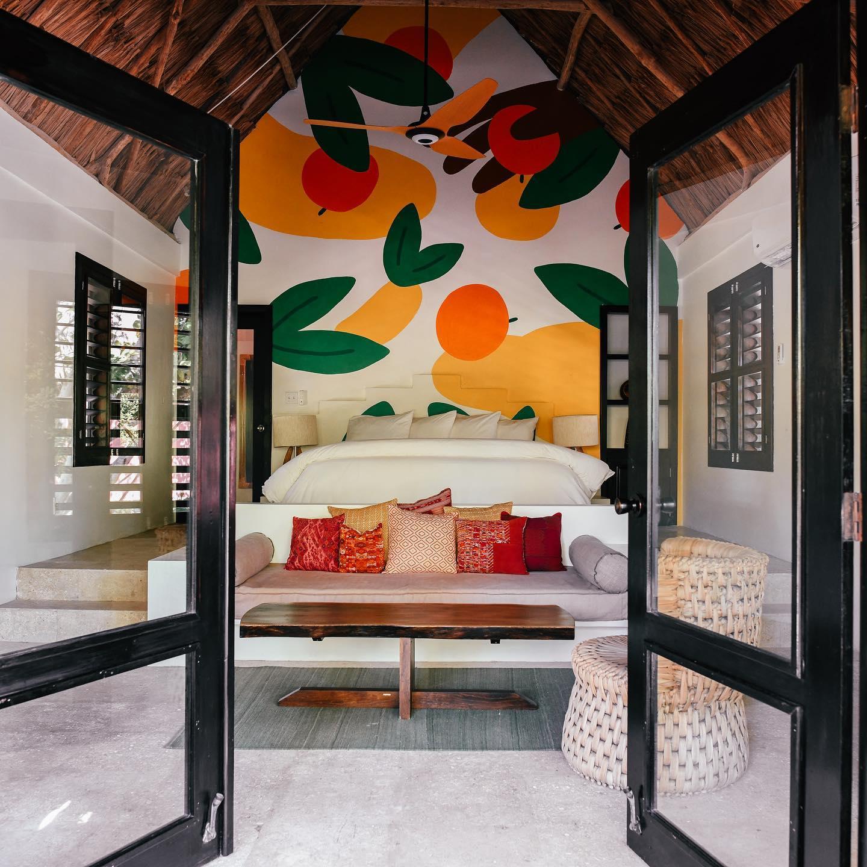 matachica resort room