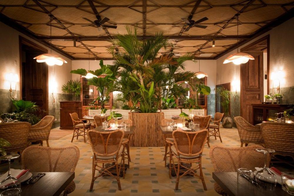 Itz'ana Limilia Restaurant design interior