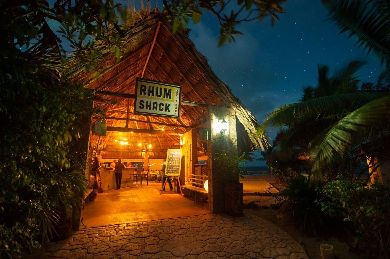 rhum shack Muy'Ono hopkins bay