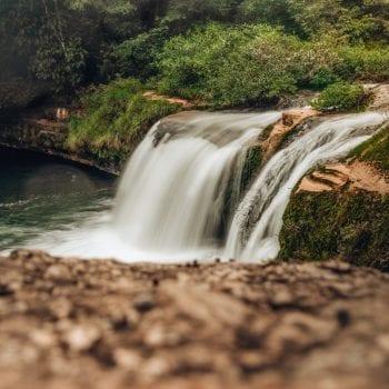 The falls at Rio Blanco National Park, photo courtesy APAMO Belize
