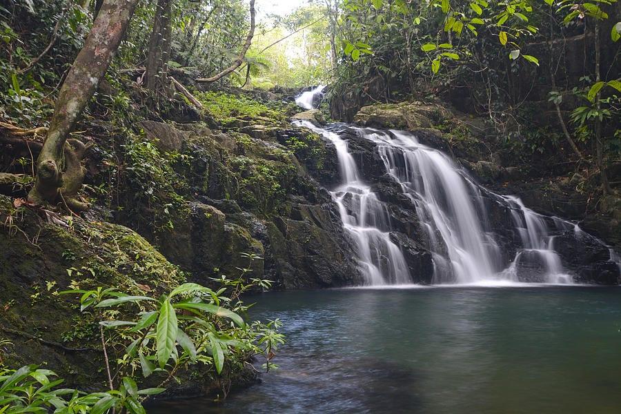 antelope waterfall