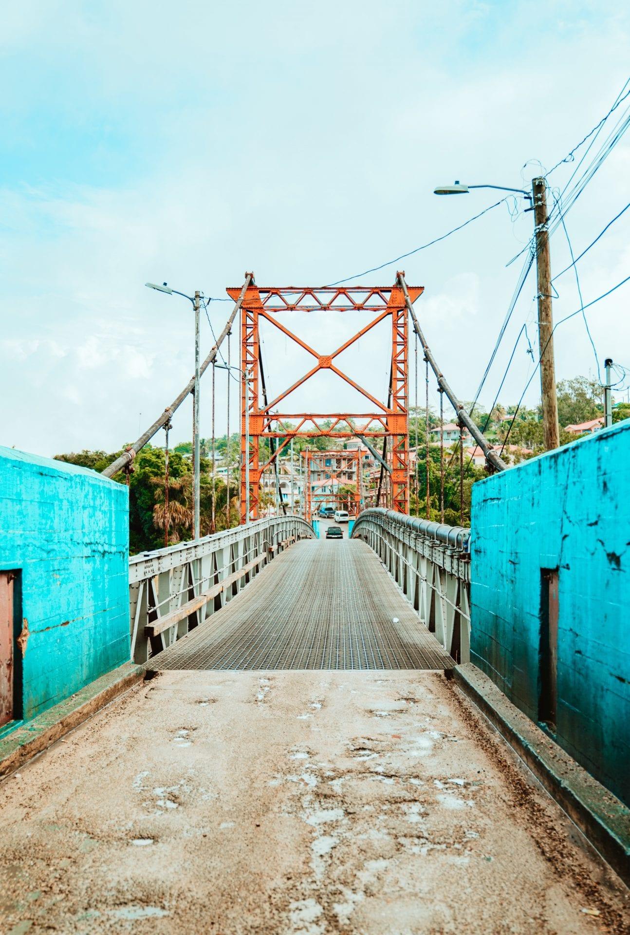 hawksworth bridge Cayo
