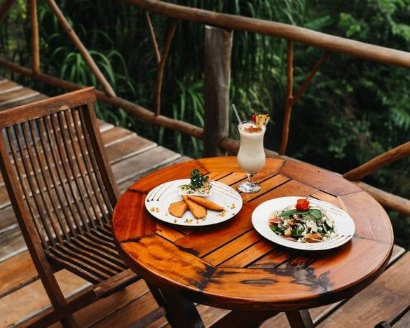 gaia table restaurant belize mountain