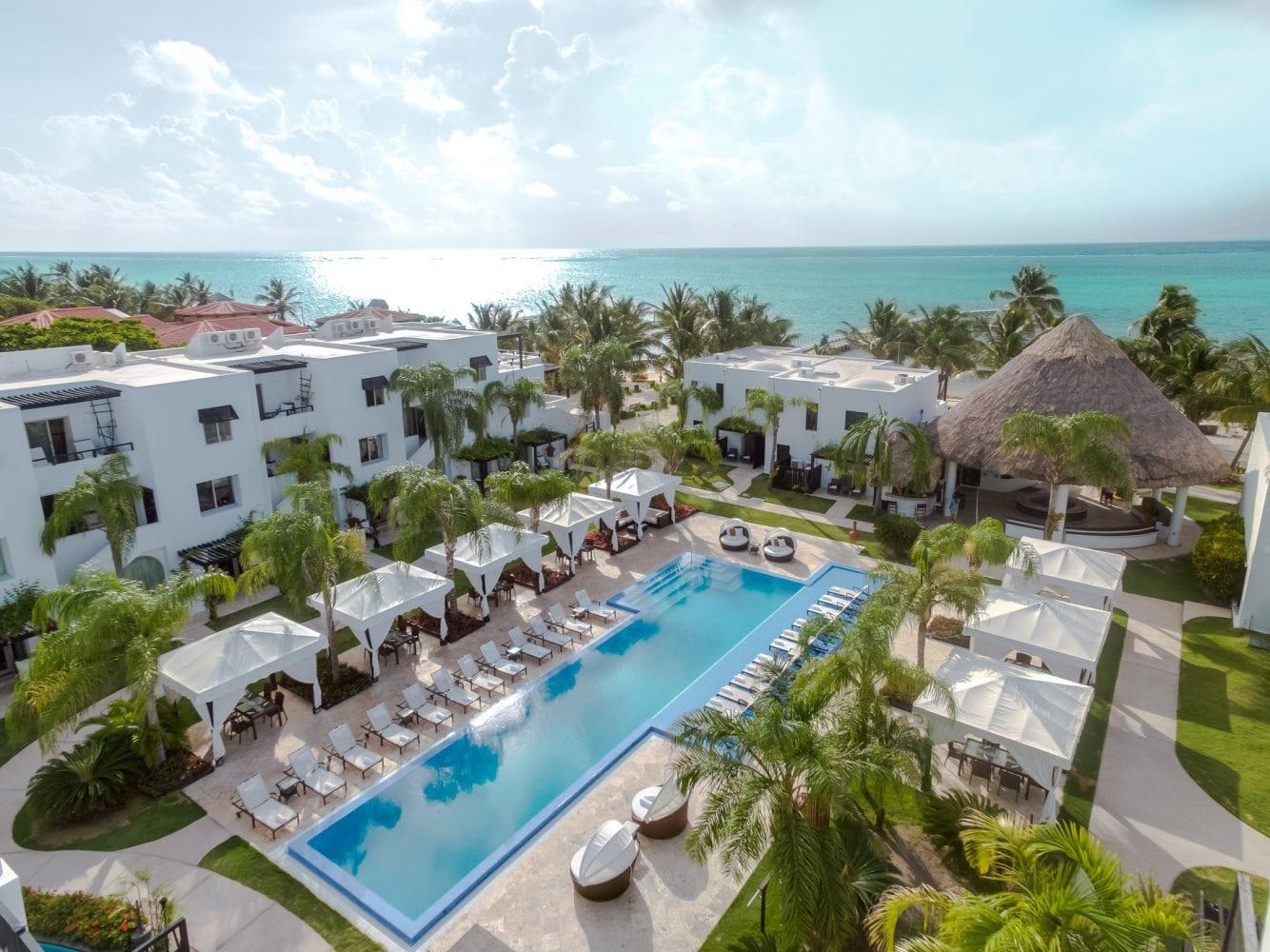 Las Terrazas Belize Resort San Pedro pool