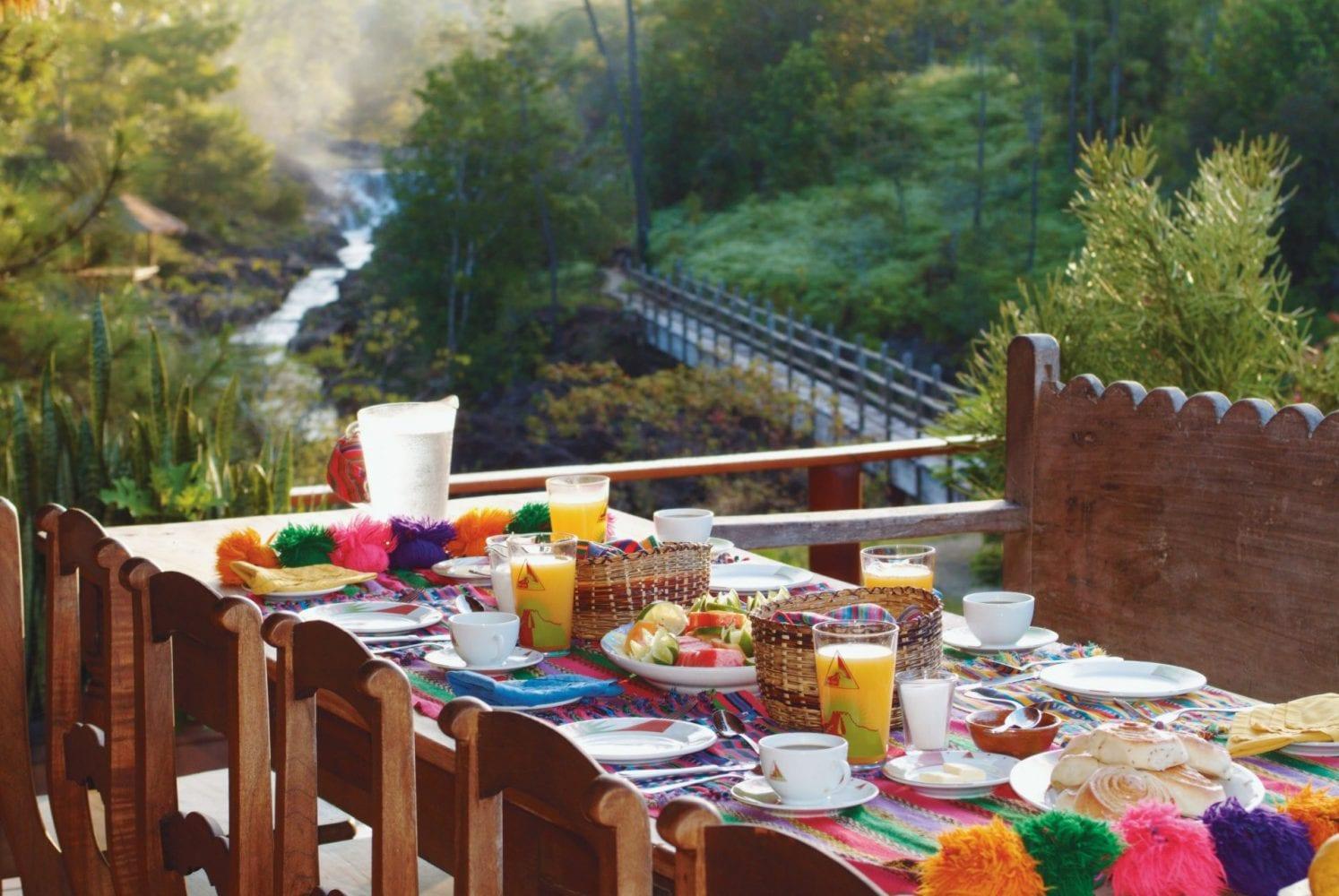 MPR coppola hideaway belize blancaneux breakfast