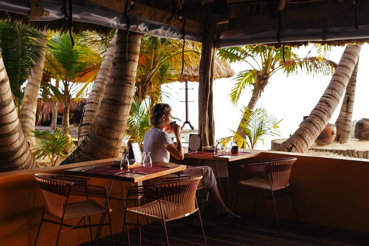 mambo breakfast San Pedro beach matachica