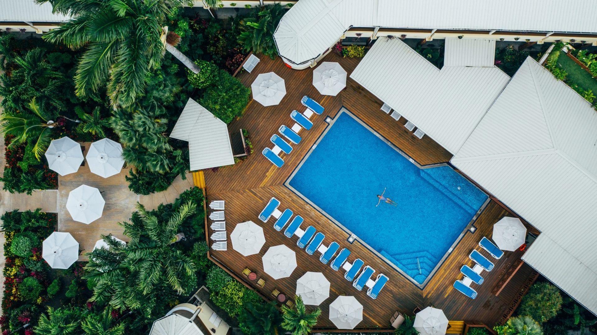 best Western Belize Biltmore plaza pool