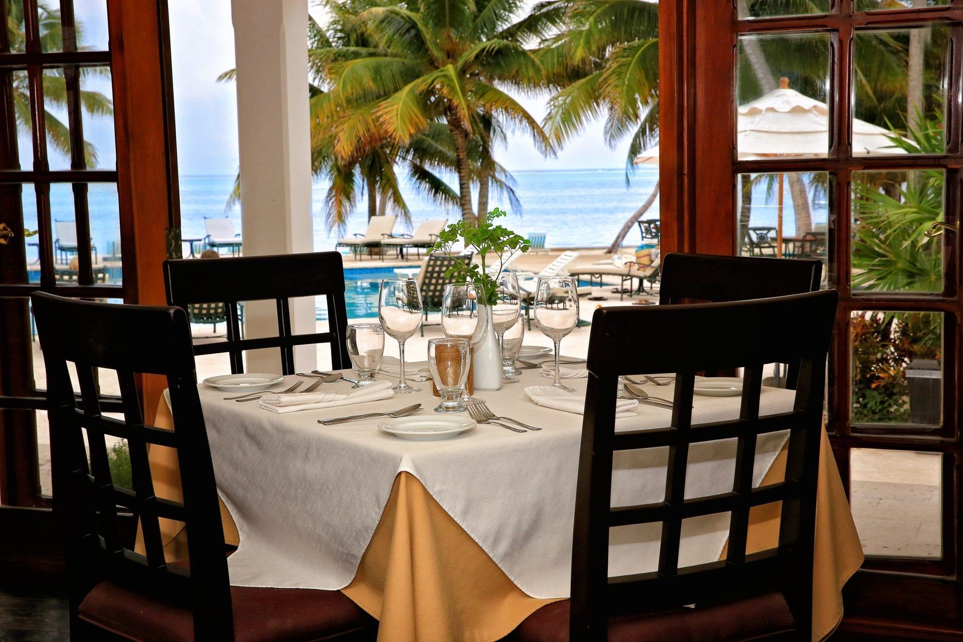 Victoria House San Pedro Belize