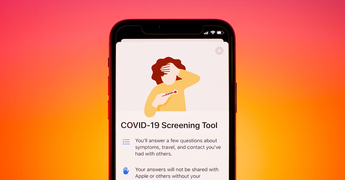 coronavirus-phone app