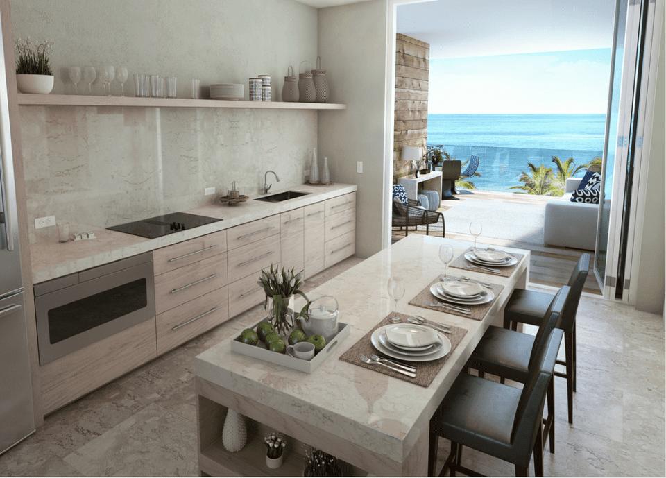 alaia condo belize resort rendering
