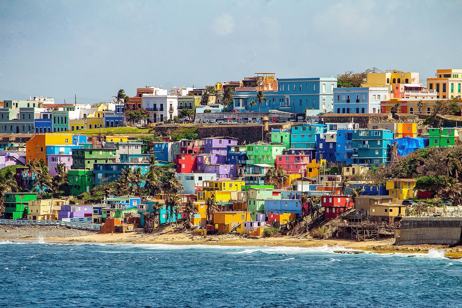Puerto Rico Caribbean island reopening