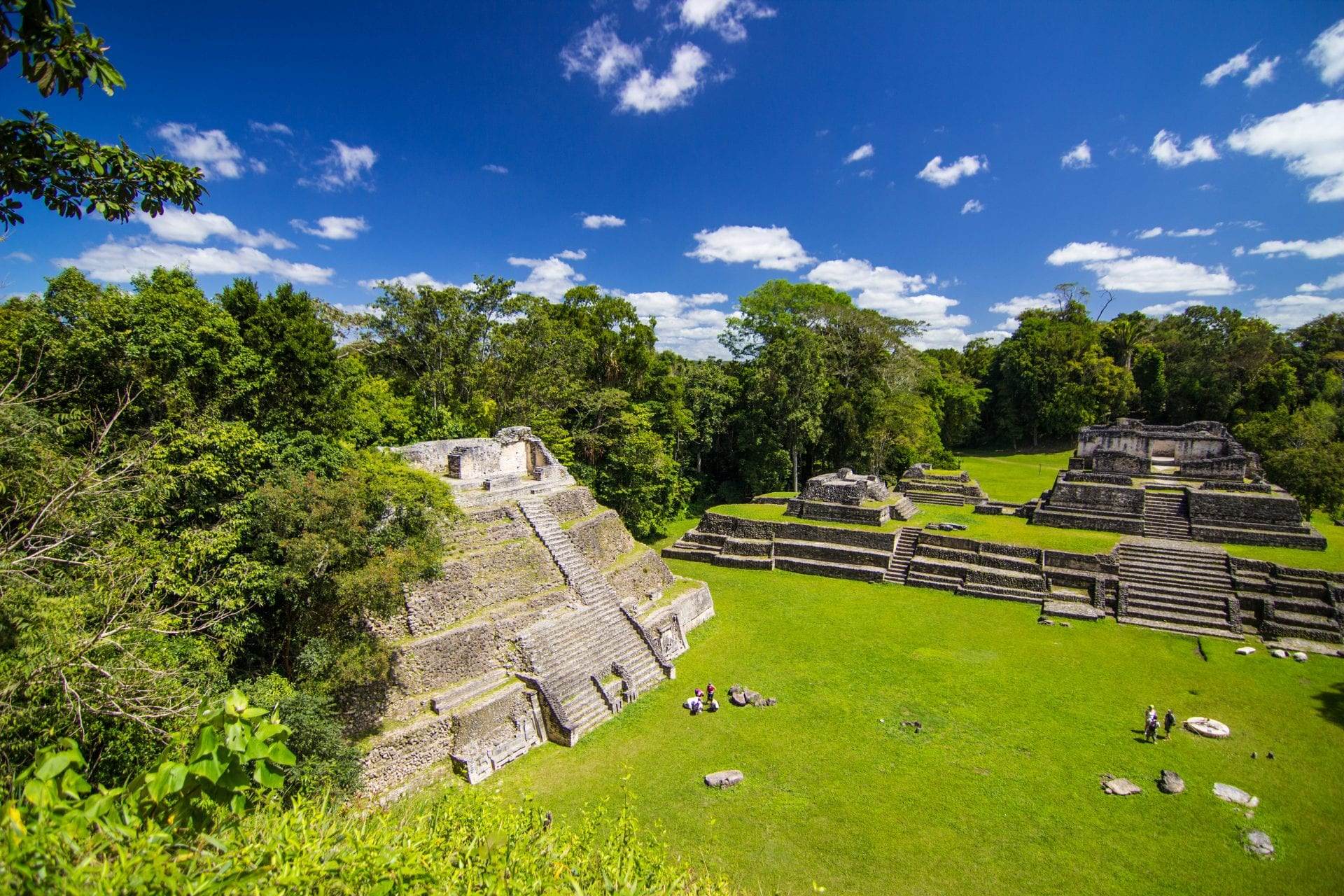 caracol maya site must see belize