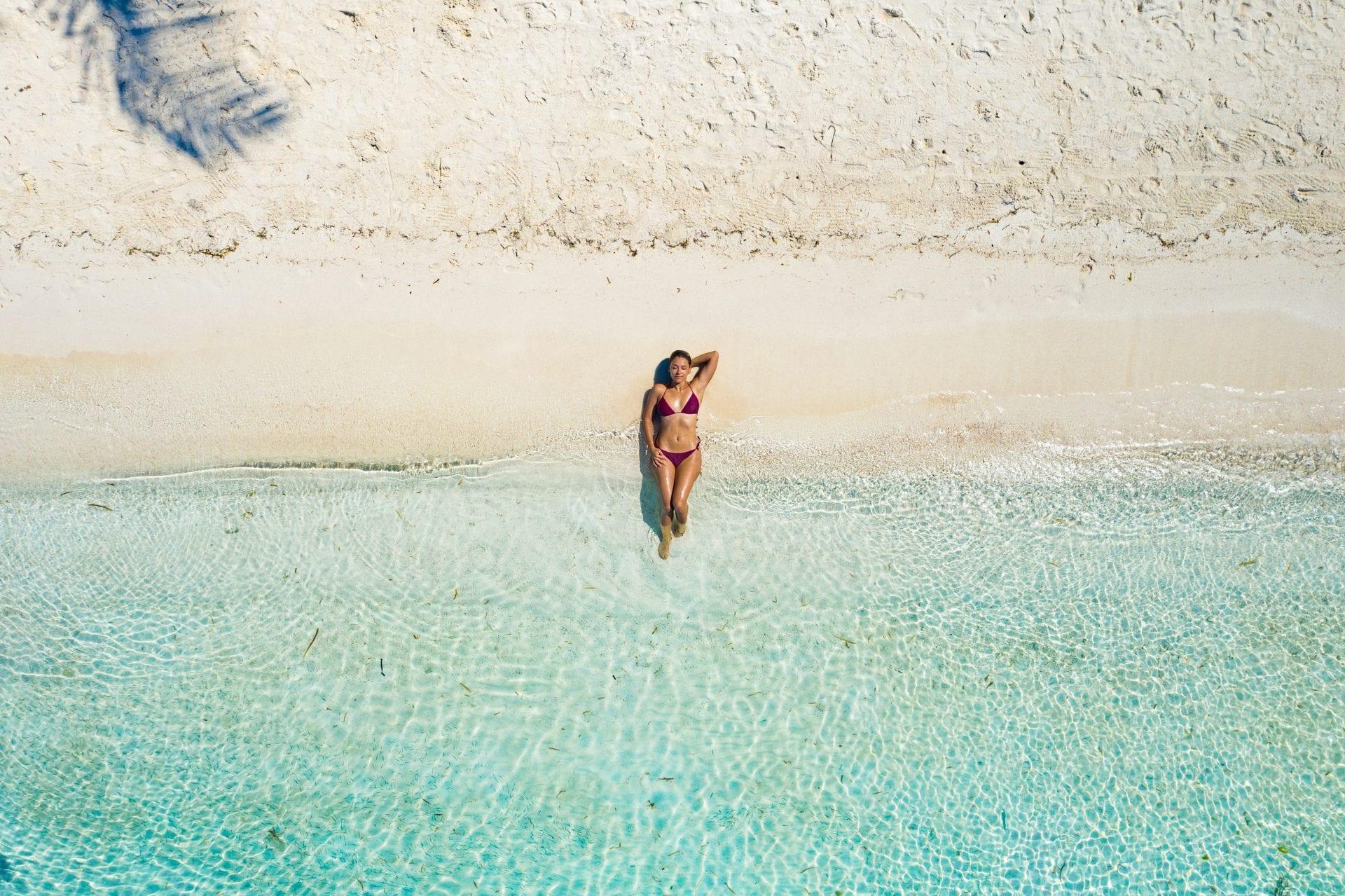 Moho Caye belize caribbean travel island