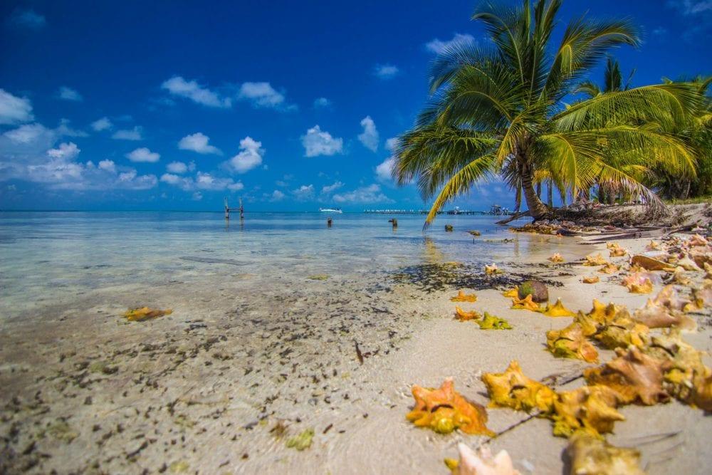 South_Water_Caye belize island Dangriga